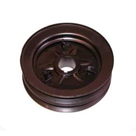 Crankshaft Pulley And Damper