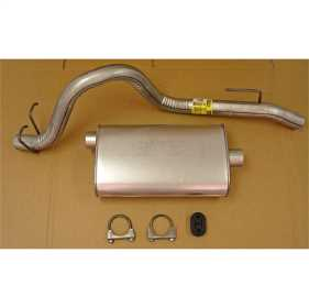 Muffler And Tailpipe Kit