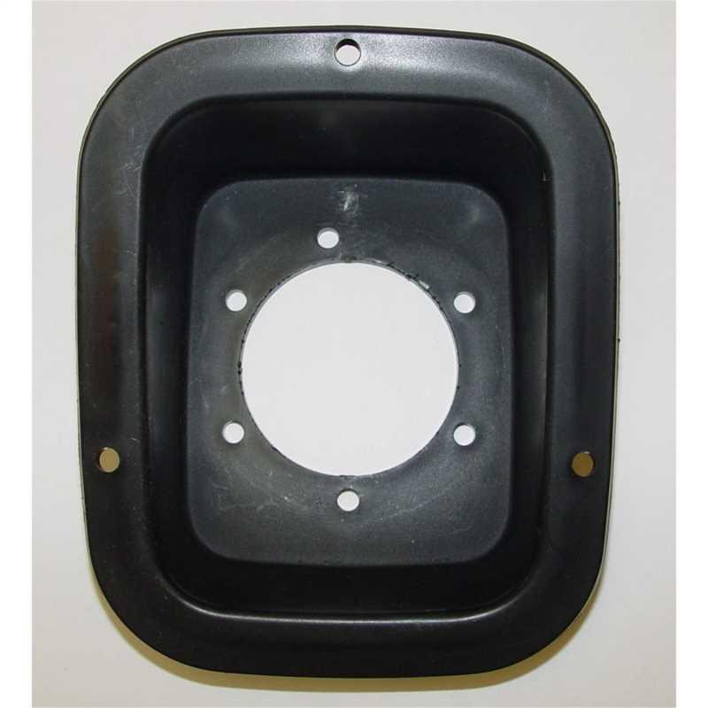 Fuel Tank Filler Neck Protector 17742.01