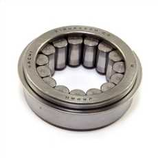 Manual Trans Cluster Gear Brng Snap Ring