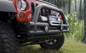Tube Front Bumper