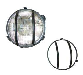 Headlight Euro Guards