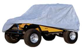 Weather Lite Full Jeep Cover