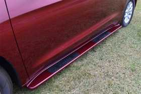 GlaStep Custom Fiberglass Running Boards