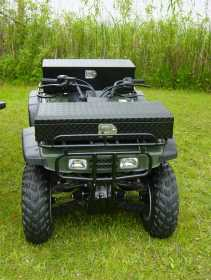 Garrison ATV Tool Box