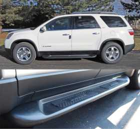 Owens Premier Grip Series Wheel To Wheel Running Boards