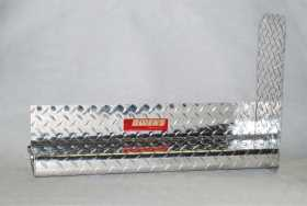 Classic Series Diamond 4in. Wheel To Wheel Running Boards