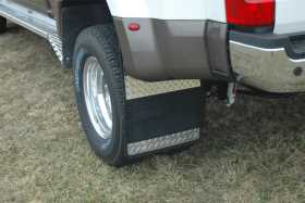 Custom Fit Classic Series Mudflaps