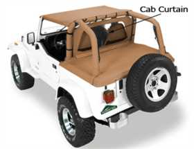 Cab Curtain