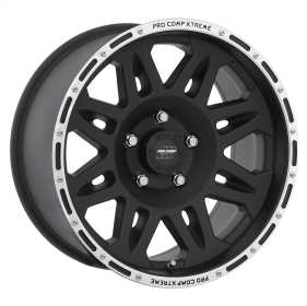 Xtreme Alloys Series 7105 Black Finish