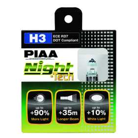 H3 Night-Tech Fog Light Replacement Bulb
