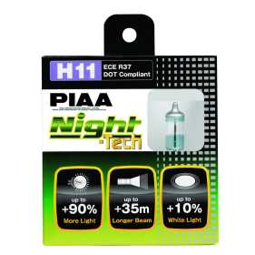 H11 Night-Tech Replacement Bulb