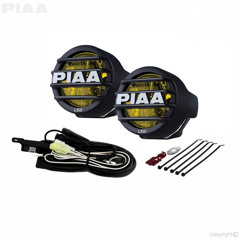 PIAA LP530 LED Fog Light Kit 22-73530 - 22-73530