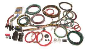 21 Circuit Customizable Color Coded Chassis Harness