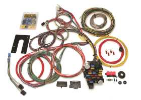 28 Circuit Classic-Plus Customizable Chassis Harness