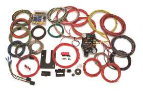 28 Circuit Classic-Plus Customizable Trunk Mount Chassis Harness