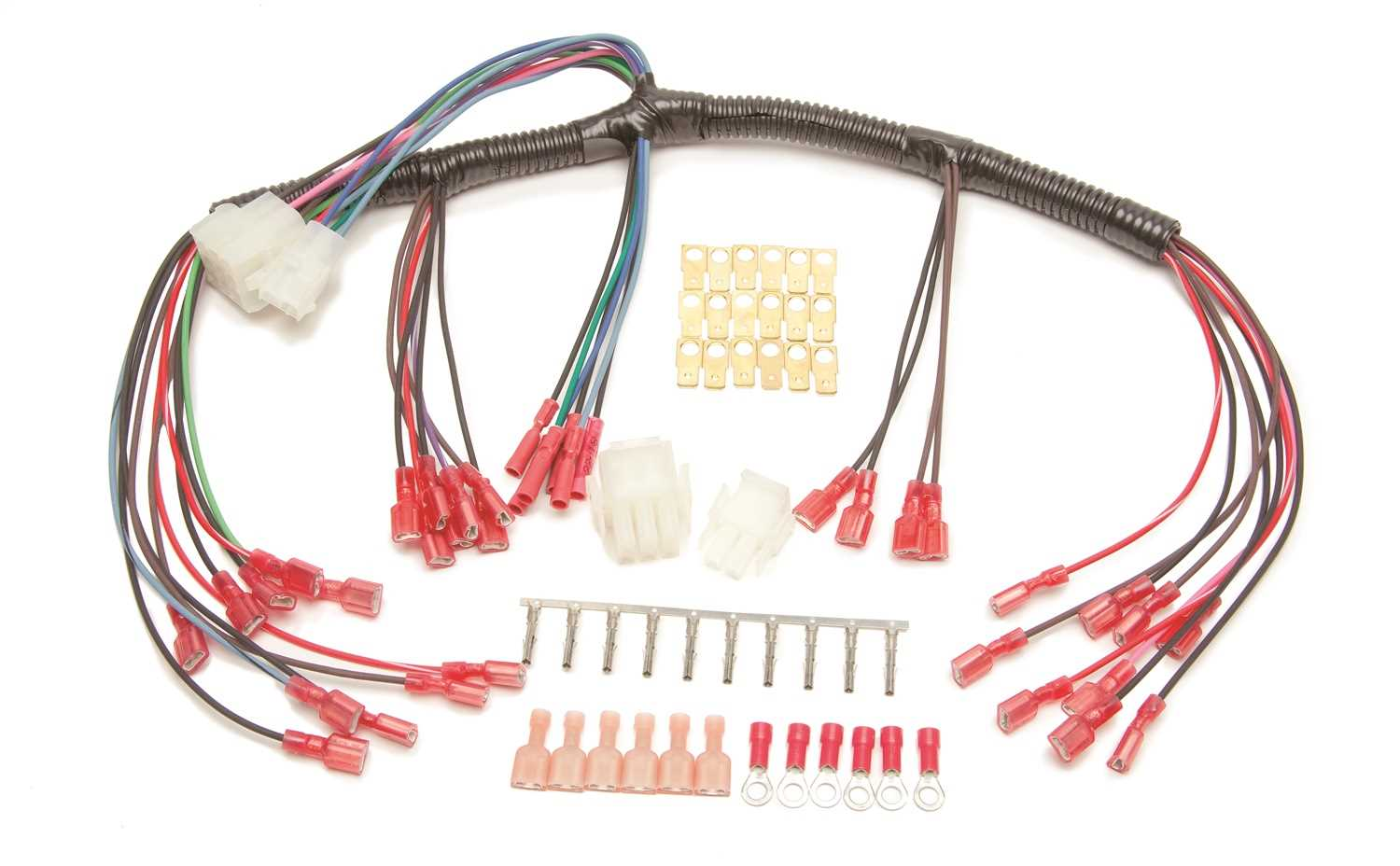 30301 Painless Wiring Gauge Wiring Harness 30301 on 1972 chevy truck harness, radio harness, painless fuse box, front lead dog harness, indestructible dog harness, chevy tbi harness, rover series 3 diesel harness, 5.3 vortec swap harness, bully dog harness, 5 point harness, painless engine harness, horse driving harness, racing seat harness, horse team harness, dodge ram injector harness, duraspark harness, electrical harness, ford 5.0 fuel injection harness, fuel injector harness, car harness,