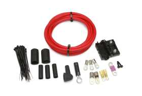 High Amp Alternator Kit