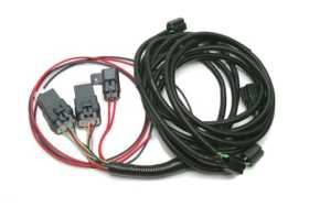 Quad H-4 Headlight Conversion Harness 30814