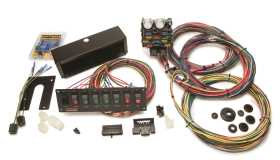 21 Circuit Pro Street Chassis Harness w/Switch Panel