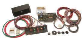 10 Circuit Race Only Chassis Harness/Switch Panel Kit