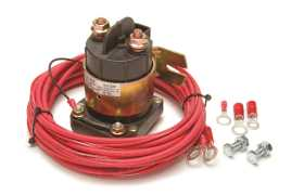 High AMP Alternator Shutdown Relay Kit
