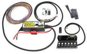 Trail Rocker Fuse And Relay Center 57004