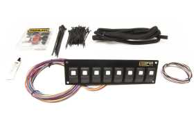 Trail Rocker 8-Switch Panel