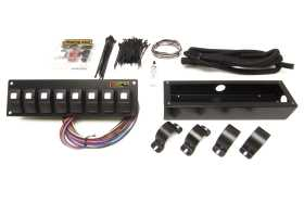 Trail Rocker 8-Switch Panel 57102