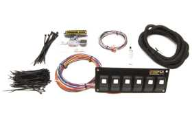 Trail Rocker 6-Switch Panel