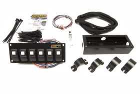 Trail Rocker 6-Switch Panel 57105