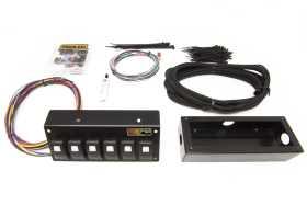 Trail Rocker 6-Switch Panel 57106