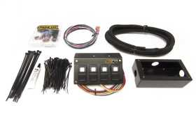 Trail Rocker 4-Switch Panel 57109