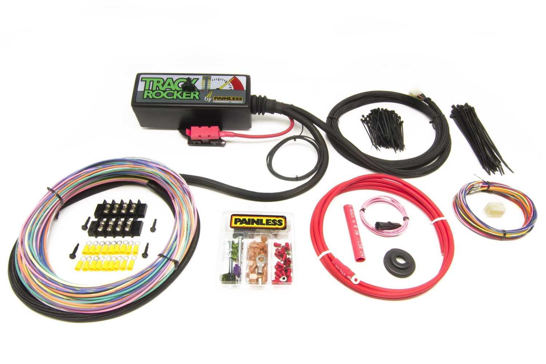 painless wiring trail rocker relay center 58100