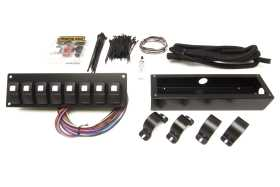Track Rocker 8-Switch Panel 58102