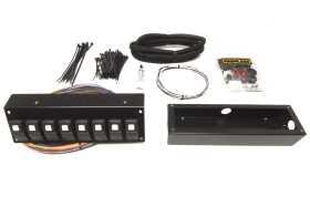 Track Rocker 8-Switch Panel 58103