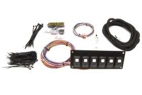Track Rocker 6-Switch Panel