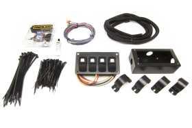 Track Rocker 4-Switch Panel 58108
