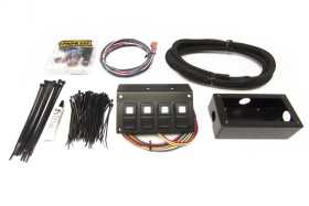 Track Rocker 4-Switch Panel 58109