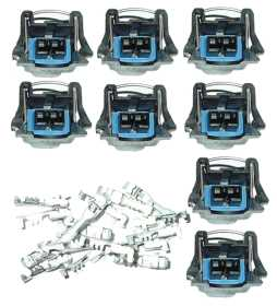 EV1/Bosch Fuel Injector Connector Kit