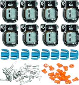 EV6/USCAR Fuel Injector Connector Kit