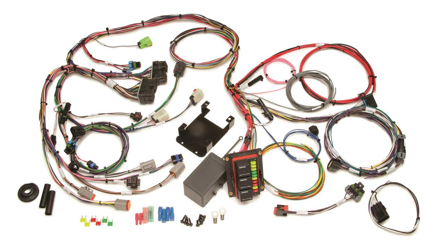 60250 Painless Wiring Engine Wiring Harness 60250 on painless switch panel, painless fuse box, painless lt1 harness,