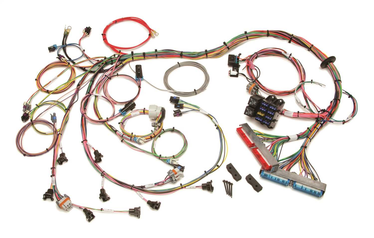 60508 Painless Wiring Fuel Injection Wiring Harness 60508 on painless lt1 harness, painless switch panel, painless fuse box,