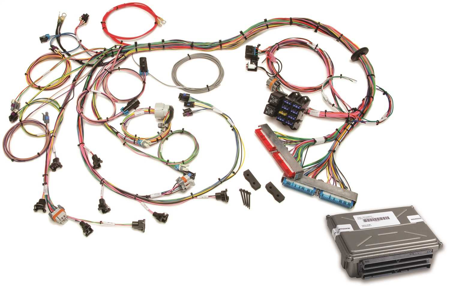 Painless Wiring Fuel Injection Wiring Harness 60713 60713