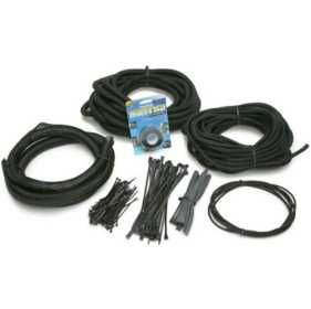 PowerBraid Convoluted Tubing Kit
