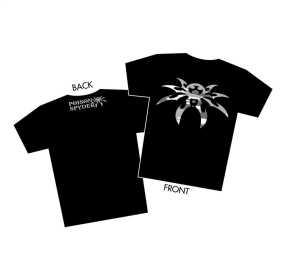 Men Snow Camo Spyder T-Shirt