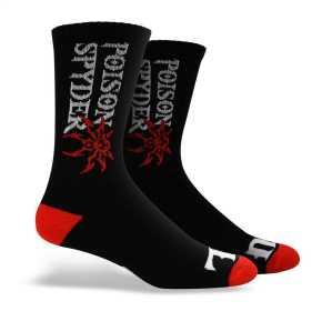 Poison Spyder Crew Socks