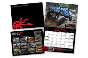 Poison Spyder Calendar