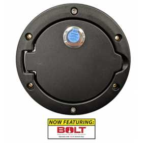 Locking Gas Cover