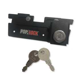 UTV Manual Tailgate Lock